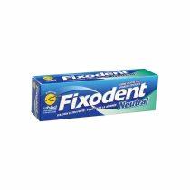 چسب دندان مصنوعی بدون طعم فیکسودنت