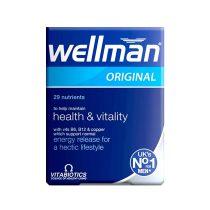 قرص مولتی ویتامین ول من اورجینال ویتابیوتیکس