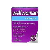 قرص مولتی ویتامین ول وومن اورجینال ویتابیوتیکس