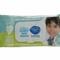 دستمال مرطوب پاک کننده کودک 100 عدد