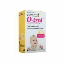 قطره خوراکی ویتامین د3 دی ترول ویتانVitan D-Trol Drop