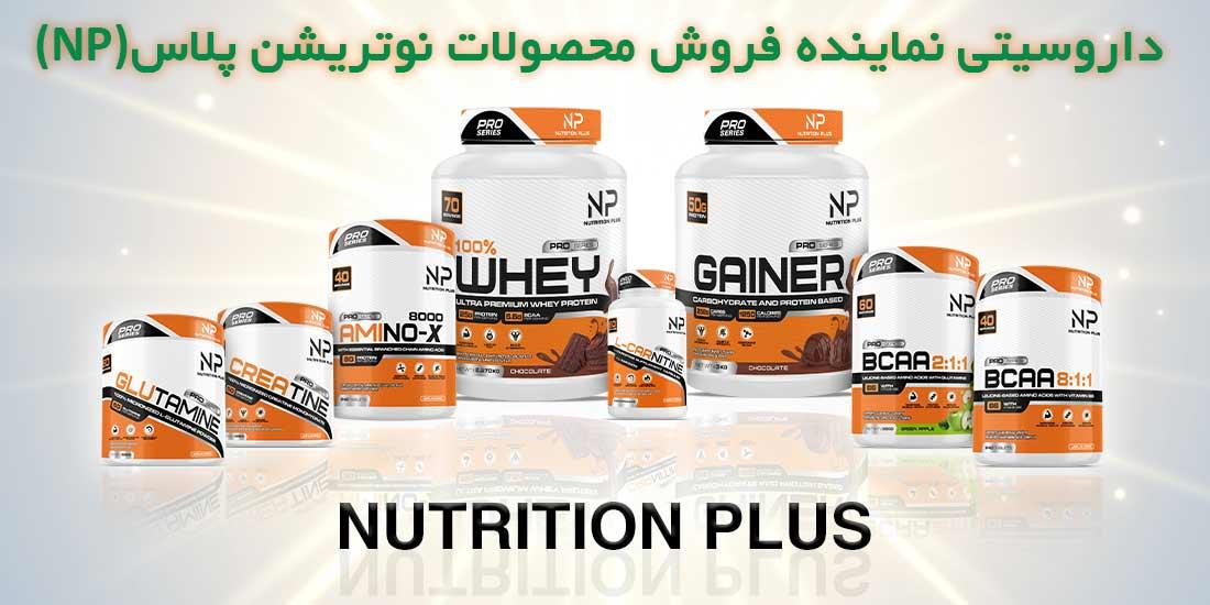 نماینده محصولات NP