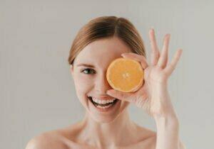 ویتامین C و پوست